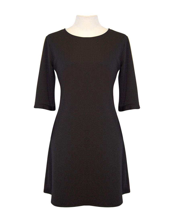 Vestido Negro Para Eventos Especiales