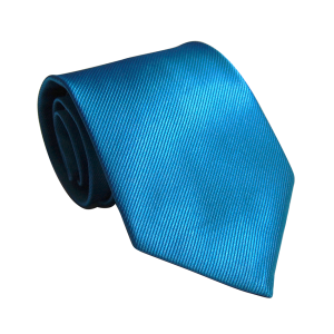 Corbata Azul Medio