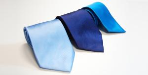 Corbatas de colores