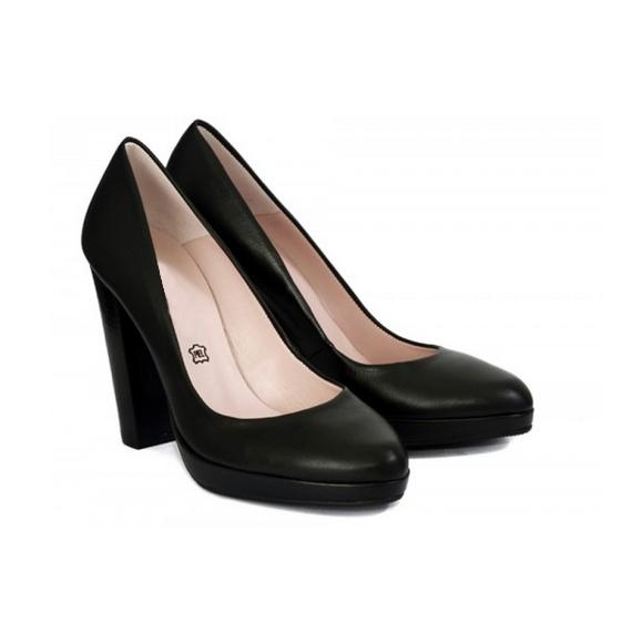 Zapatos De Azafata Mod. Rimini
