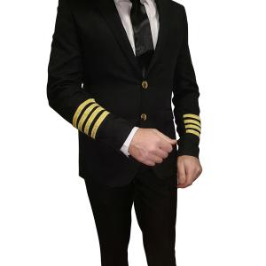 Traje De Piloto