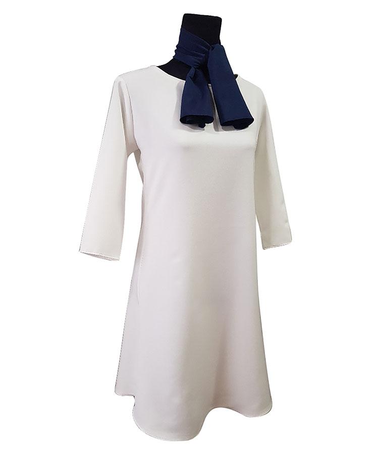 Vestido de azafata modelo Crucero