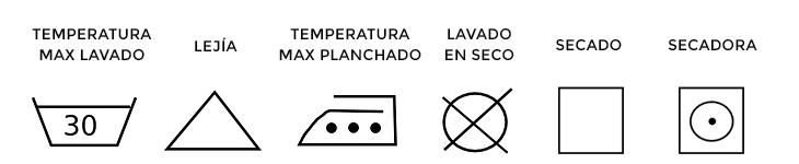 Instrucciones de lavado de mascarillas higiénicas
